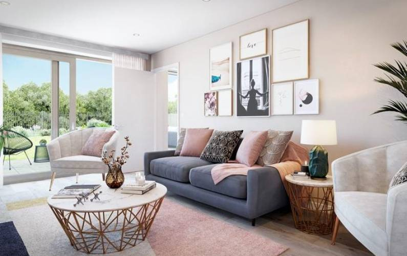 Interior design – Ridgeway Views