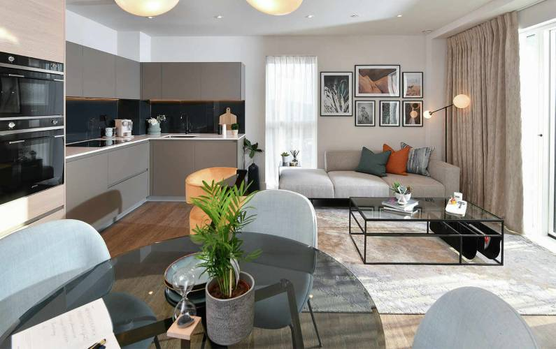 Interior design – Kidbrooke Village