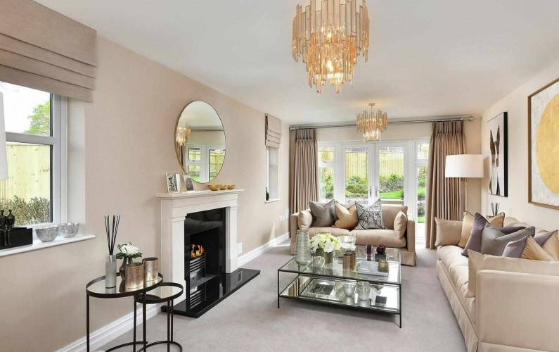 Interior design – Princes Chase