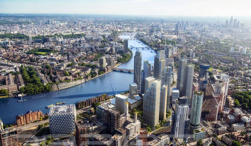 No. 8 One Thames City