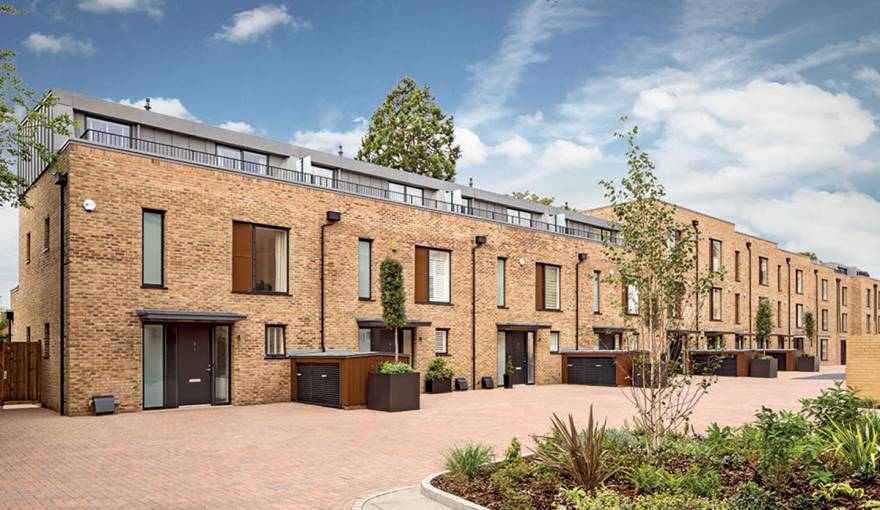 Plans Totteridge Place