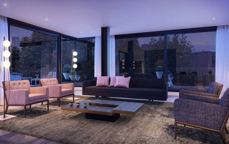 Interior design – Asta House
