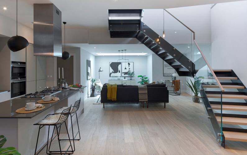 Interior design – Avery Walk