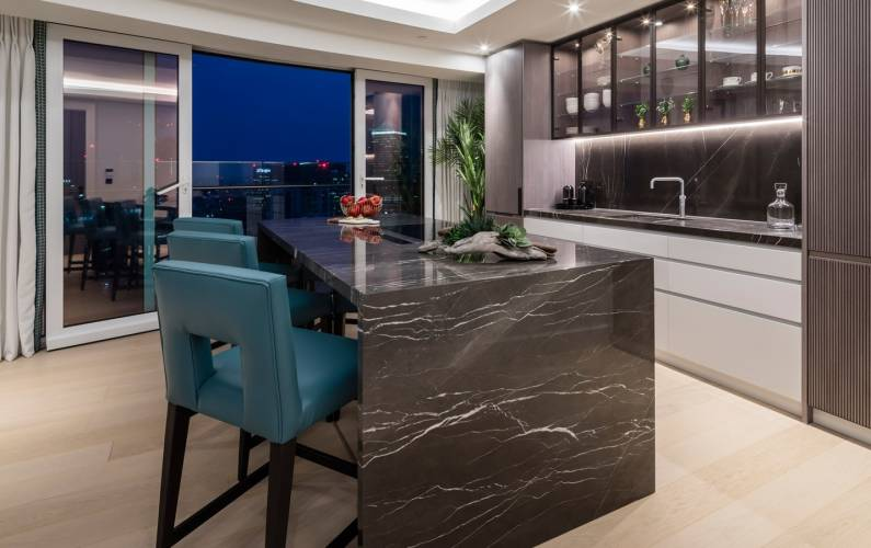 Interior design – Baltimore Tower