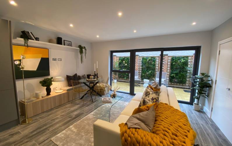 Interior design – Hammerton Row
