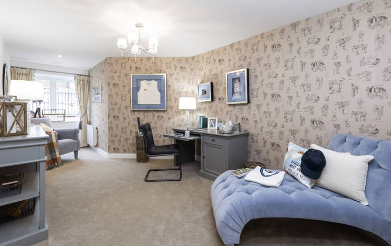 Interior design – Edward Place