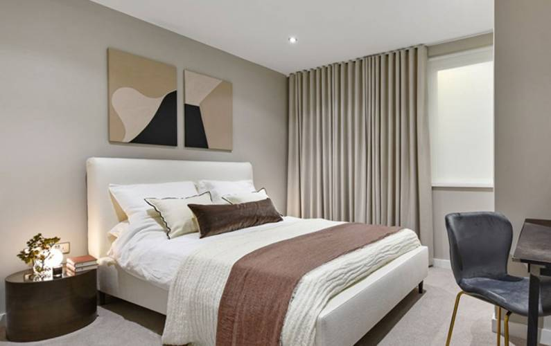 Interior design – Peckham Place