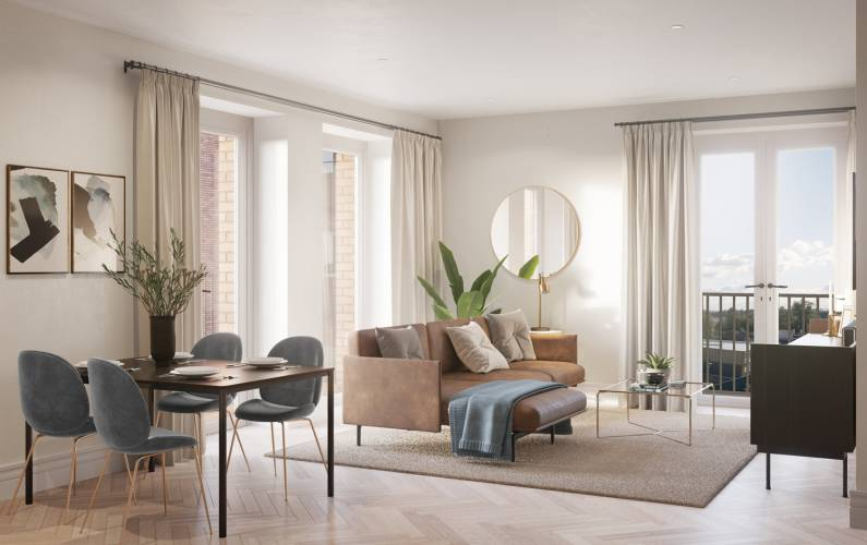 Interior design – Plaza Collection